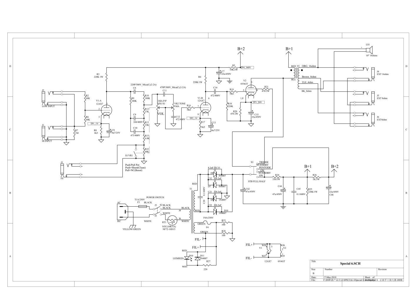 amp peavey schematic fender vibrolux schematic elsavadorla